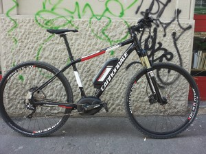 cannondale tramount 2 29