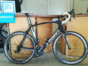 Specialized Sworks Venge tg. 61
